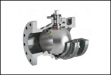 FULL TRUNNION SPLIT BODY
